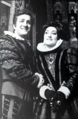 Don Carlos - a partner: Maria Luisa Nave