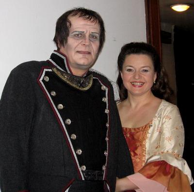 Pikk dáma - Bátori Évával (Fotó: Konyha Katalin)