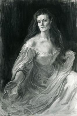 Festményen