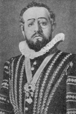 Fülöp király szerepében