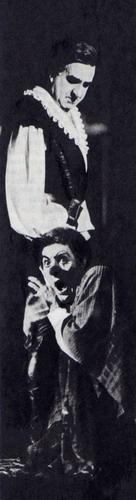 Melis Györggyel a Don Giovanniban (Fotó: Mezey Béla)