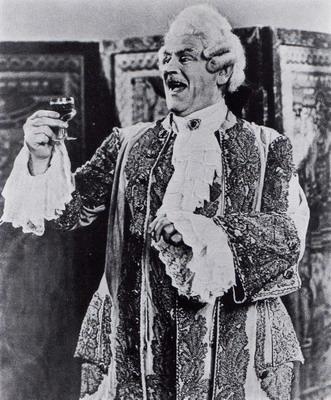Ochs báró a Met színpadán
