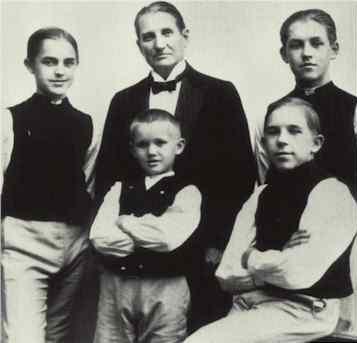 A Björling-család