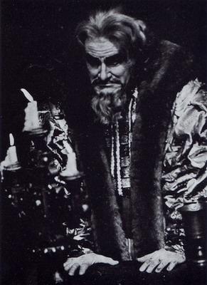Faragó András Hovanszkijként, 1972