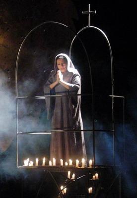 A jubileumi Végzet-előadáson (Fotó: Éder Vera)