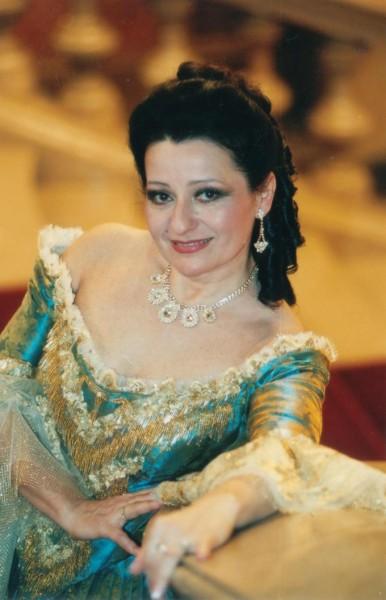 Manon 2001-ben (Fotó: Szkárossy Zsuzsa)