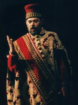 Alexandru Agache a londoni előadásban