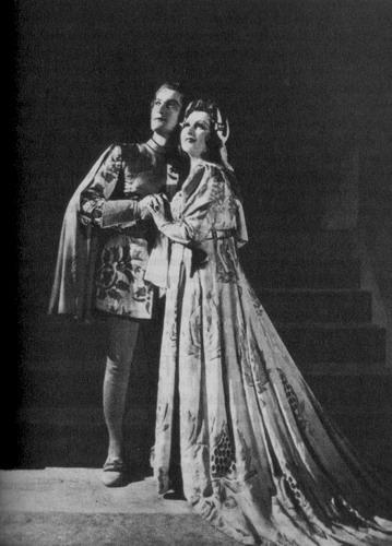 Rigó Magda és Simándy József