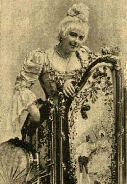 A Manon Lescaut címszerepében