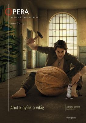 Leblanc Gergely balettművész