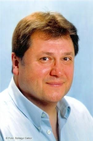 Bándi János (Fotó: Szilágyi Gábor)