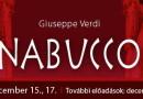 A 100. Nabucco Budapesten