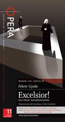 Az előadás plakátja