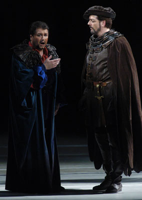 Bándi János és Kálmándi Mihály (Fotó: Éder Vera)