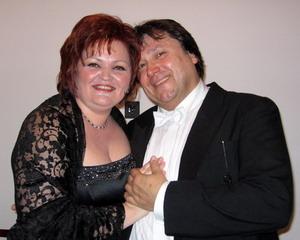 Wiedemann Bernadett és Bándi János