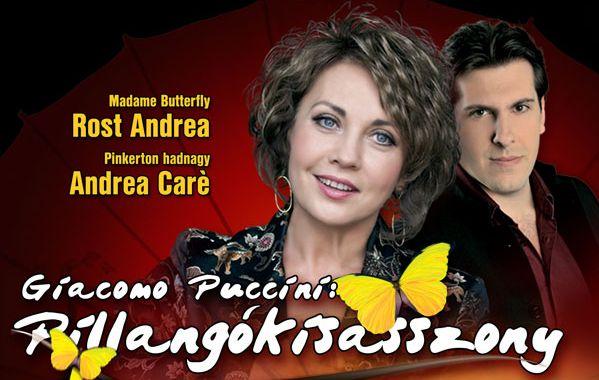 Puccini: Pillangókisasszony