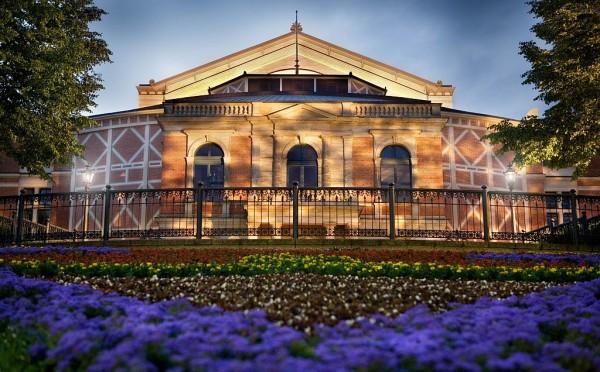 A Bayreuthi Festspielhaus