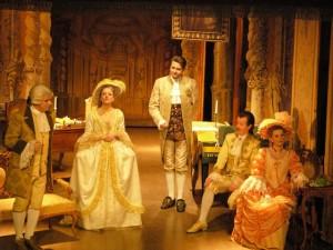 Mozart: A színigazgató