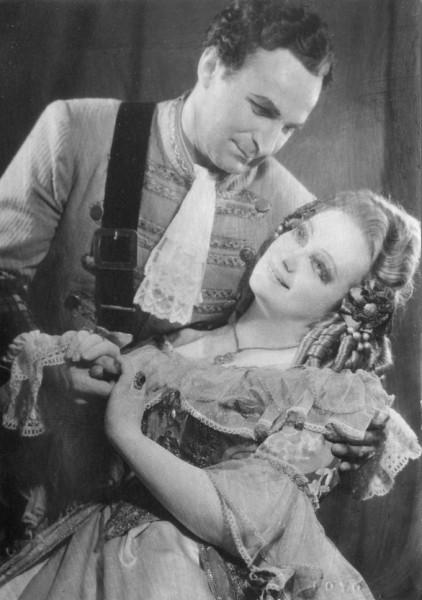 Edgar a Lammermoori Luciában, Gyurkovics Máriával