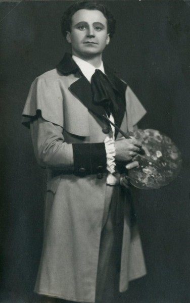 A Tosca Cavaradossija