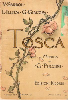 Tosca-plakát