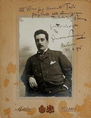Puccini 1898-ban