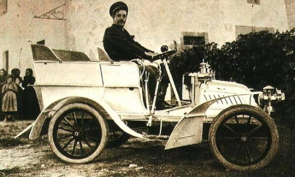 Puccini 1902-ben