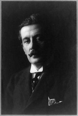 Puccini 1907-ben