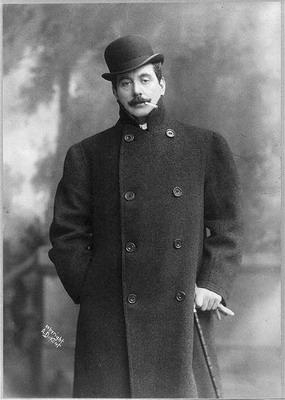 Puccini 1908-ban
