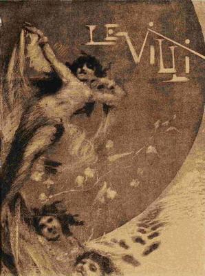 A villik plakátja