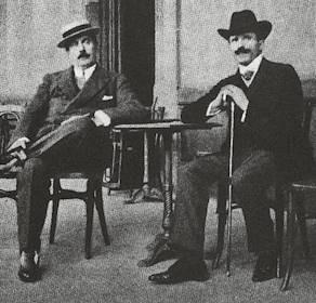 Puccini és Toscanini