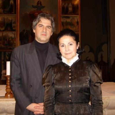 Pitti Katalin és Virágh András