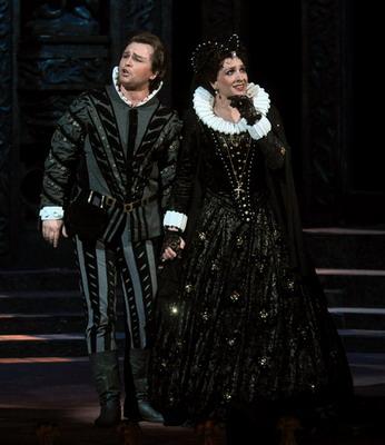 Norma Fantini és Fekete Attila (Fotó: Éder Vera)