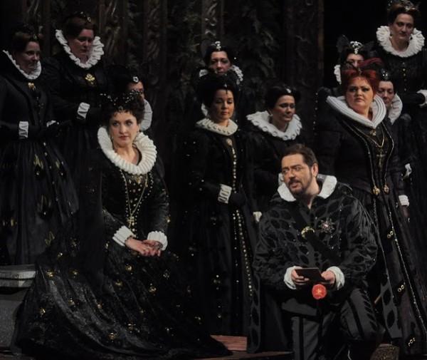 Norma Fantini, Wiedemann Bernadett és Kálmándi Mihály (Fotó: Éder Vera)