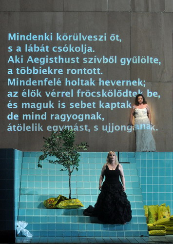 Eva Johansson és Bátori Éva (Fotó: Éder Vera)