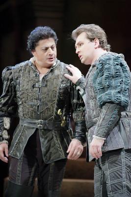 Lado Ataneli és Fekete Attila