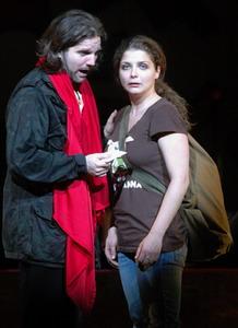 Herczenik Anna és Nyári Zoltán (Fotó: Éder Vera)