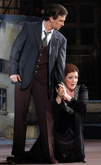 Fülöp Zsuzsanna és Fekete Attila (Fotó: Éder Vera)