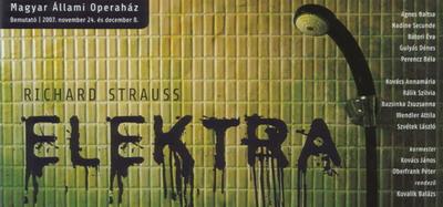 Az Elektra plakátja