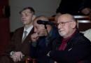 Sólyom-Nagy Sándor köszöntése a FÉSZEK Klubban