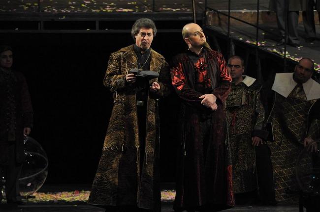Kálmán Péter és Perencz Béla (fotó: Éder Vera)