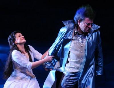 Létay Kiss Gabriella és Wagner Lajos