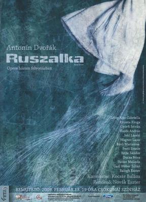 A Ruszalka plakátja