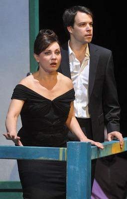 Rost Andrea és Brickner Szabolcs (Fotó: Éder Vera)
