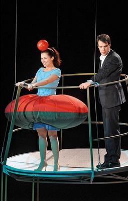 Rácz Rita és Brickner Szabolcs (Fotó: Éder Vera)