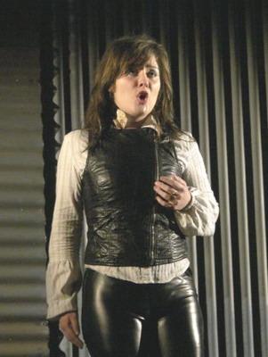 Mara szerepében: Covacinschi Yolanda