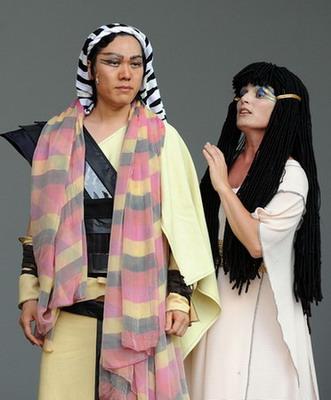 Francesca Provvisionato és Tae Sung Jung