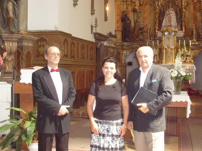 Pfeiffer Gyula, Bazsinka Zsuzsanna és Berkes János