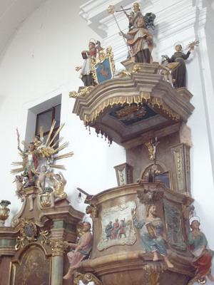 Andocsi római katolikus templom