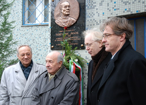 Avatás (Krasznai János, Külkey László, Kovács János, Kákay István)